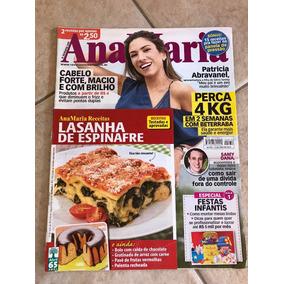 Revista Ana Maria 970 Patrícia Abravanel Letícia Spiller