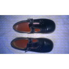 ce86c700 Zapatos Escolares Febo Niña De Cuero Talle 33 Impecables - Mocasines ...