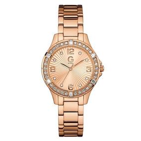 Reloj G By Guess Night Out G99094l1 Bronce Dama Envio Gratis