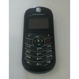 Celular Motorola C139 Telcel