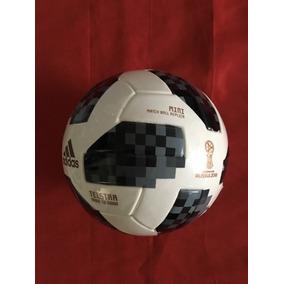 a4b676ddd8722 Increible Mini Balon Match Mundial 2018 Telstar Tamaño 1
