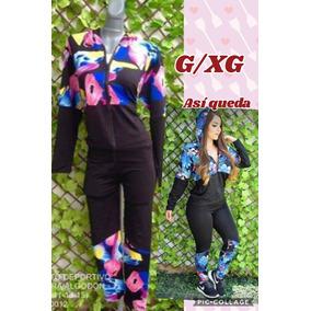 Conjunto De Licra G/xg