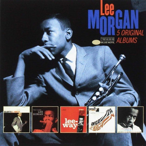 Box 5 Cd Lee Morgan - 5 Original Albums - Importado