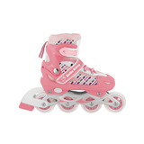 Patins Hello Kitty Tam M Multikids Rosa - Br765