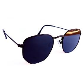 94581878ba7d7 Oculos De Sol Retr Hexagonal - Óculos no Mercado Livre Brasil