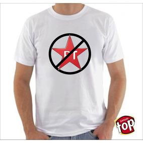 Camisas Protestos, Anti-pt, Anti-lula, Corrupção