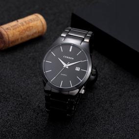 Relógio Curren Masculino Importado Original Inox Luxo