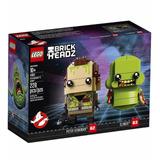 Lego Brickheadz, Ghostbusters, Peter Venkman Y Pegajoso