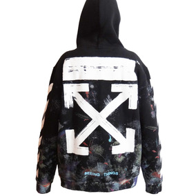 Hoodie Off White Starry Sky Hombre M Supreme, Yeezy