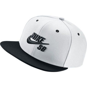 Gorra Nike Blanco Negro 628683-104 Original 0ef4f010ccd