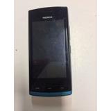 Nokia 500 Celular Usado Cam. 5.0 Wifi Radio Fm Mp3 Desbloq.