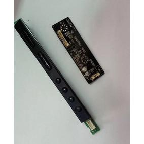 Teclado De Funções + Sensor Tv Lg 42ld420