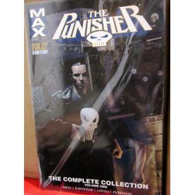 Punisher Max Volumen 1 Idioma Ingles