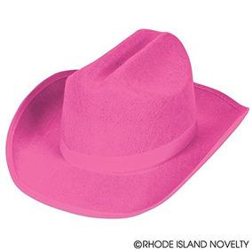 Sombrero Rosado De Vaquera Para Cabalgatas - Sombreros para Hombre ... 9a061bd768d
