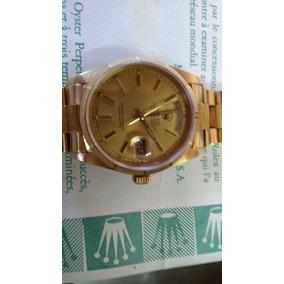 6a0116732e7 Rolex Presidente Masculino Ouro - Relógio Rolex Masculino no Mercado ...