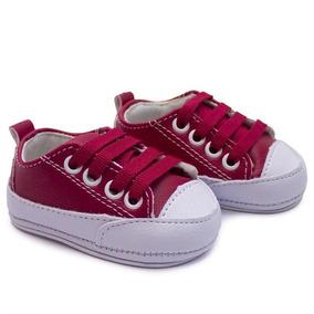 Tenis Lacoste Bebe Original!!! - Sapatos Vermelho no Mercado Livre ... 8f20e3c806