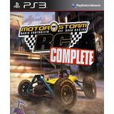 Motorstorm Rc Complete Edition ~ Ps3 Digital Español
