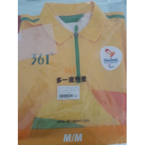 Camisa Jogos Olimpicos - Camisas no Mercado Livre Brasil 98498bd29f8c0