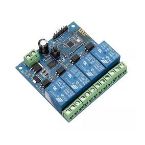 Modulo Rele 4 Canais Bluetooth