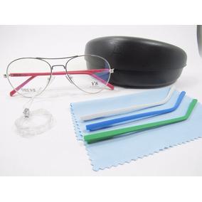 b761d9d99ba15 Óculos De Grau Champion Troca Haste Silver Gr00009a - Óculos no ...