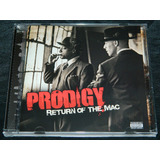 Cd Prodigy Return Of The Mac Rap Hip Hop