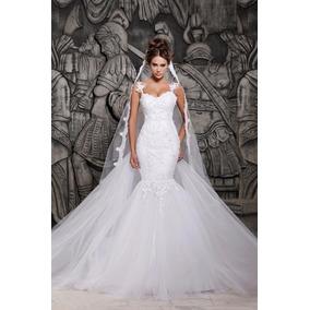 334ea17fb0 Vestido De Novia Corte Sirena Barato - Vestidos de Novia Largos de ...