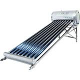 Calentador Solar Lobus 90 Lts 8 Tubos Gratis Barra Magnesio