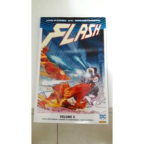 Flash Renascimento Volumes 1 E 3