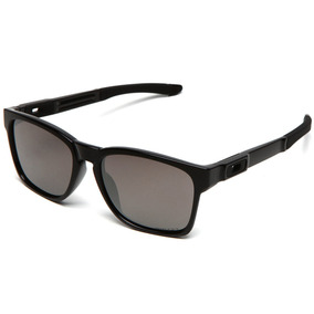 18dfeab3555d6 Óculos Oakley Catalyst Polished Black  lente Black Iridium