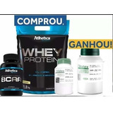 Kit Whey Protein 1.8kg + Bcaa 120 Caps + 2 Dilatex 152 Cps