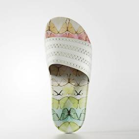 Chinelo Original adidas Farm Adilette Promoção Bb5103