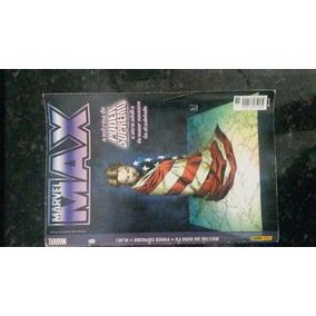 Hq - Marvel Max Nº 4 - Kung Fu. Registro Módico Frete 7,00