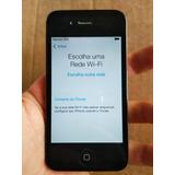iPhone 4a1332- 32gb - Com Defeito - Conservado
