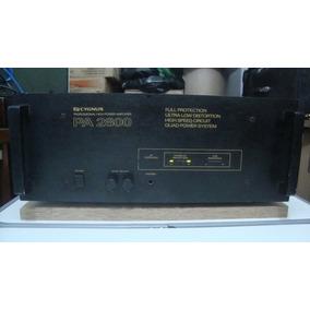 1 Potência Cygnus Mod. Pa-2800 Serrada Os Lados