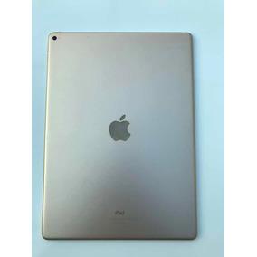 Carcaça Ipad Pro A1584 Dourada Completa