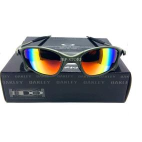 ab828a2c2e997 Oculos Da Oakley 24k Com Lente Arco Iris - Óculos no Mercado Livre ...