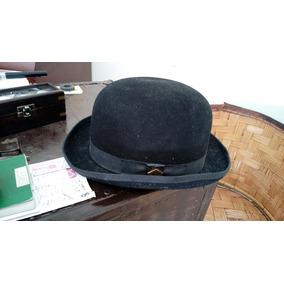 01795902f434c Sombreros De Bombin Antiguos Coleccionables en Mercado Libre México
