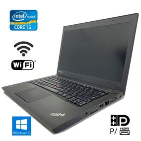 Promoção Notebook Lenovo T440 Core I5 - 8gb Hd 500gb Wifi