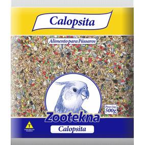 Mistura De Sementes Para Calopsita - 500 G
