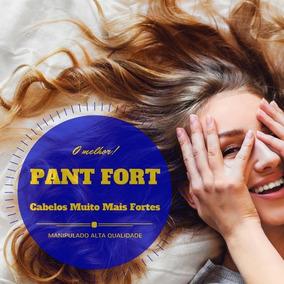 Pant Fort Hair Plus: + Forte Que Pantog 360 Cápsulas