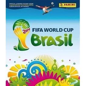 Album Capa Dura - Copa Do Mundo 2014 - Vazio