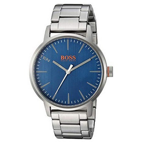 Reloj Hugo Boss Acero Inoxidable Elegante