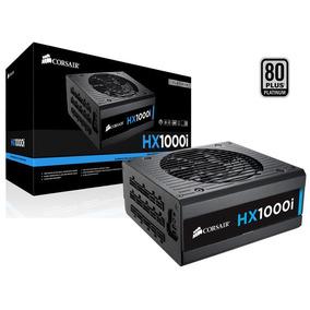 Fonte 80plus Platinum Hxi 1000w Atx Pfc Ativo Modular