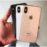 iPhone Xs Max 64gb Dourado Gold Pronta Entrega + Brindes