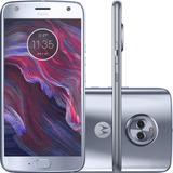 Smartphone Motorola Moto X4 32gb 12mp Azul Topázio (vitrine)