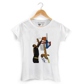 83ac80727 Regata Nba Feminina Cavaliers - Camisetas e Blusas no Mercado Livre ...