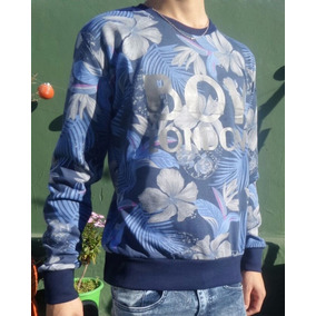 ea1fed5c4d715 Buzos Celestes - Buzos y Hoodies de Hombre Azul en Mercado Libre ...