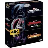 Peliculas The Avengers Saga 4k Uhd Hdr Entrega Inmediata
