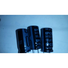 Capacitor 100uf 100v
