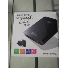 Alcatel Onetouch Y600 Modem Wifi Para Movistar O Digitel